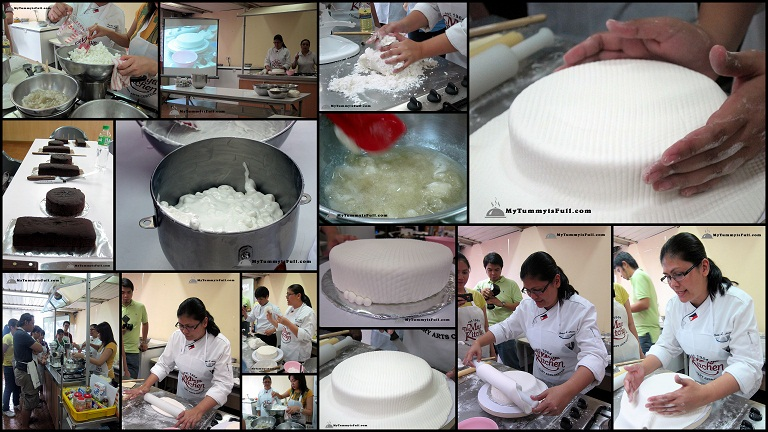 Maya Kitchen Baking Course - Wedding and Birthday Cakes