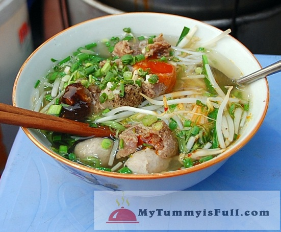 the best pho in Vietnam