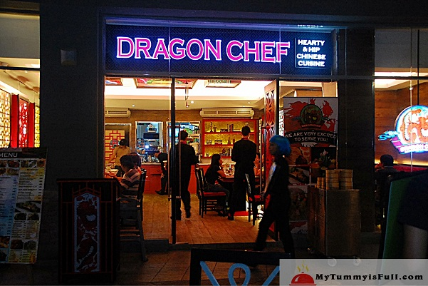 Dragon Chef Trinoma