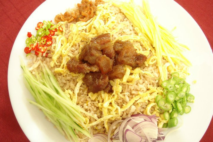 SR Thai Bagoong Rice