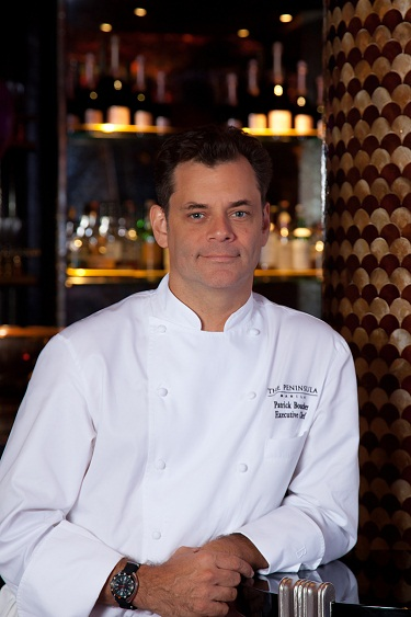 The Peninsula Manila Executive Chef Patrick Boucher