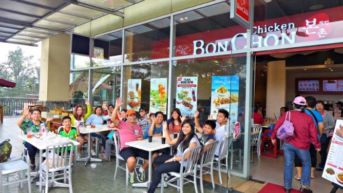 Sm Manila Food Stores