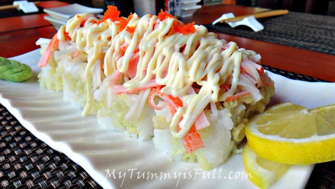 Crunchy Crab Maki