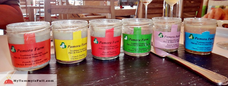 Pamora Farm Pate Variants 1