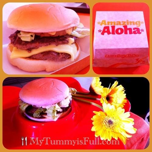 amazing aloha jollibee is back