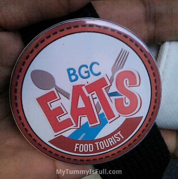 BGC eats button pin