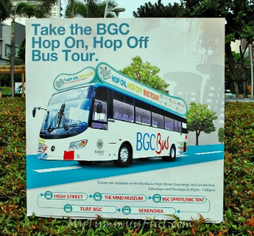 BGC hop on hop off