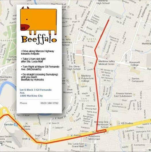 Beeffalo MAP