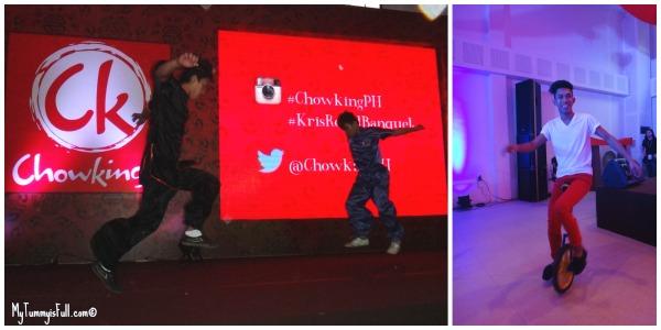 Chowking Kris Royal Banquet