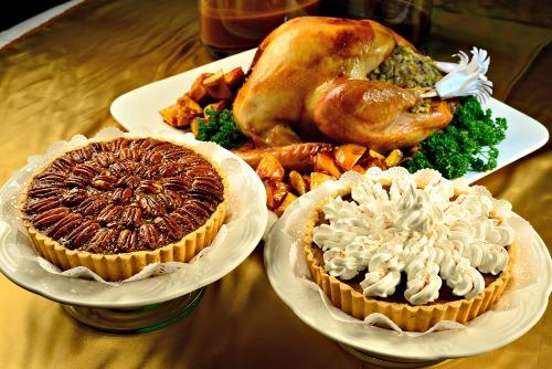 Thanksgiving at Chef Jessie