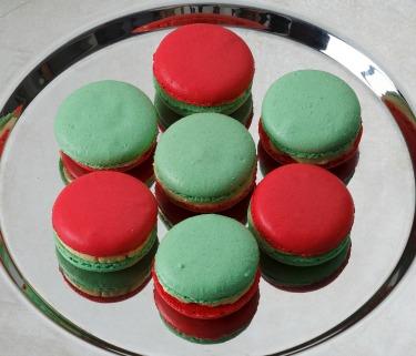Noël Christmas Macaron