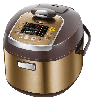 Midea MULTICOOKER AND PRESSURE COOKER