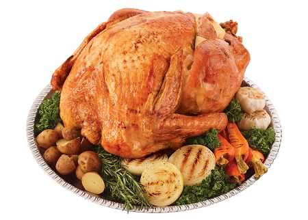 Bizu Whole Roast Turkey