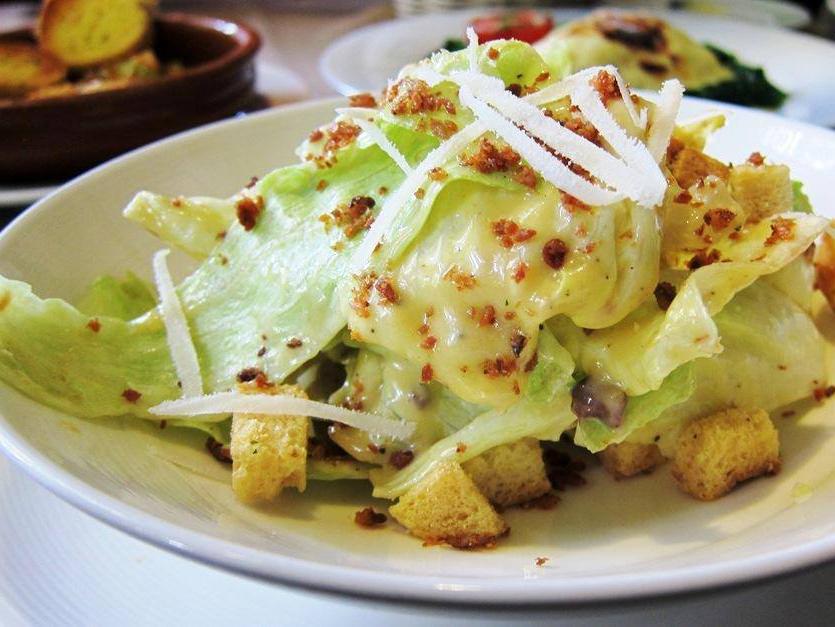 Mario's Caesar Salad