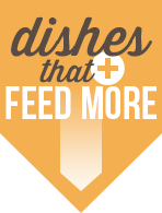 dishes the feed more
