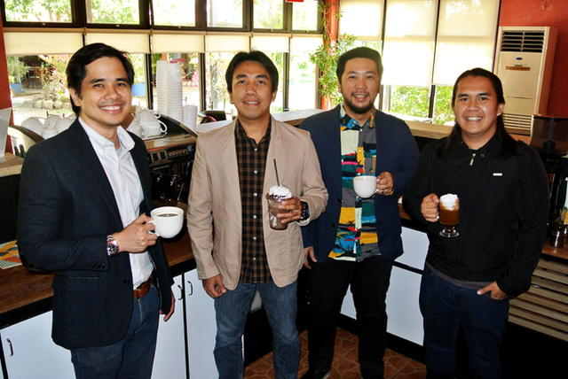 l-r-young-business-partners-jojit-restauro-joshua-tarraya-francis-guanco-and-dan-tarraya-take-you-to-a-different-coffee-experience-at-the-daily-beans-coffee-lounge-and-restaurant-in-antipolo