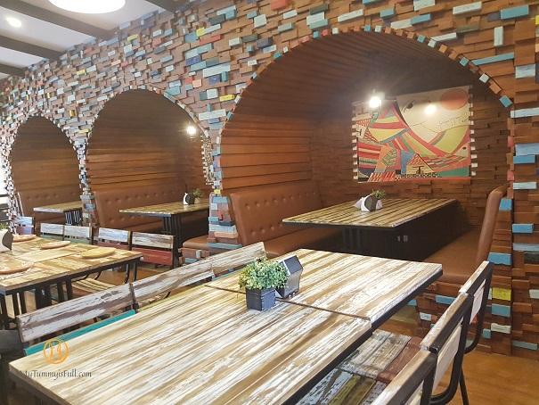 Tittos Latin BBQ and Brew interior