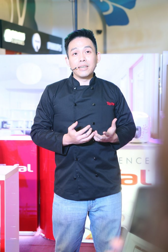 chef for Tefal