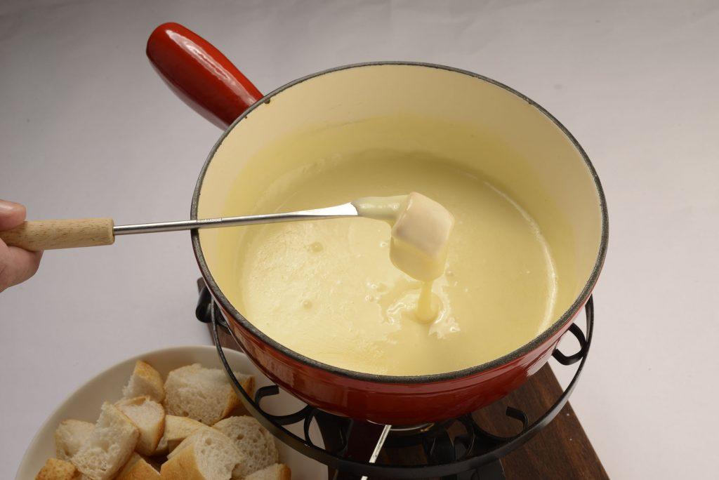 l'entrecote The Original Cheese Fondue 4