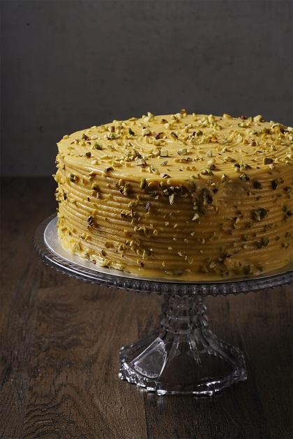 Dean & Deluca Pistachio Cake