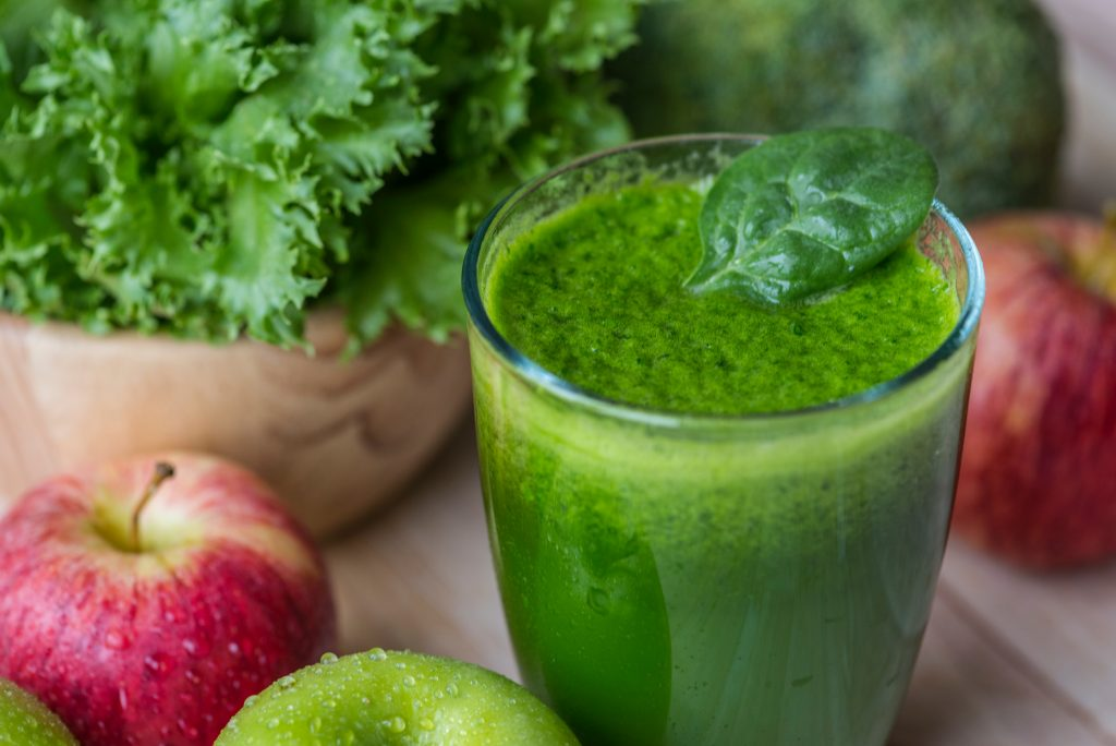 A Healthy Lifestyle Through Juicing