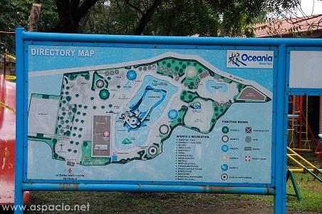 Island Cove Oceania Map