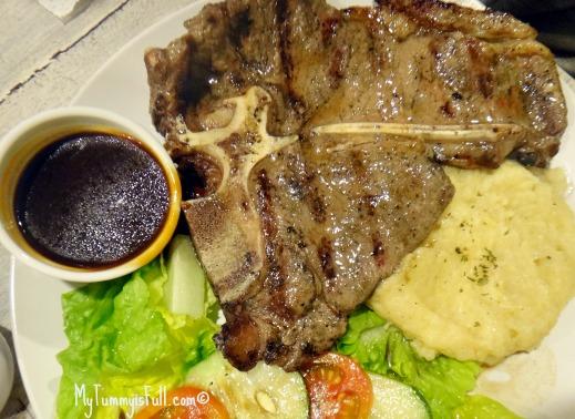 Porterhouse Steak by Beeffalo