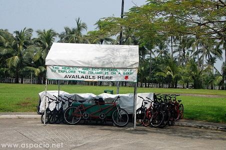 island cove bike station