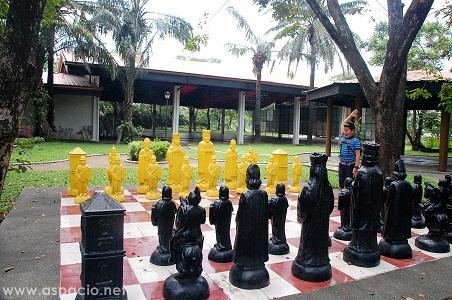 island cove giant chess set