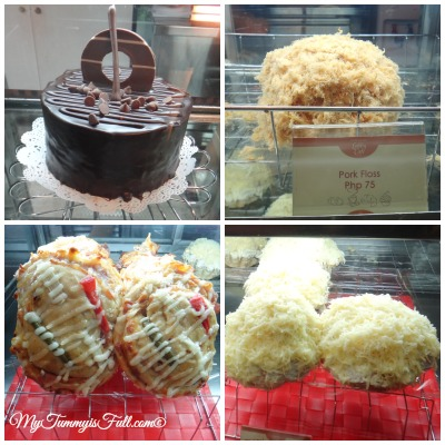 Richmonde Hotel Cafe pastries