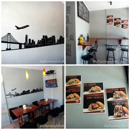 Burp! Burger Place