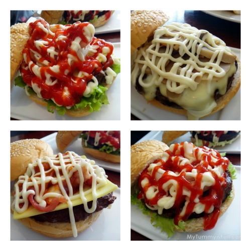 Burp! Burgers