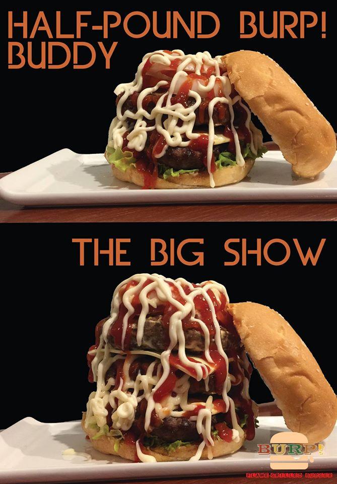 Burp the big show