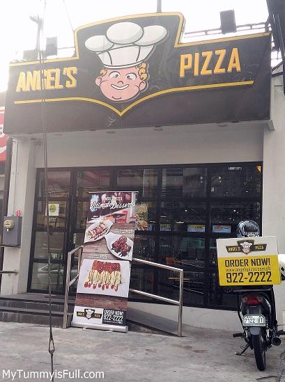 angel's pizza makati ave.