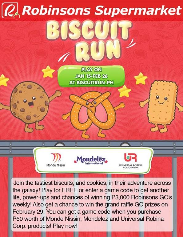 Biscuit Run