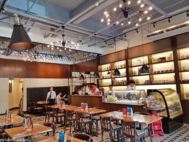 Serye Restaurant and Cafe