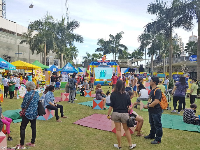 Robinsons Supermarket's Continues its Route to Wellness Campaign thru its Learn Promo #ILoveWellness