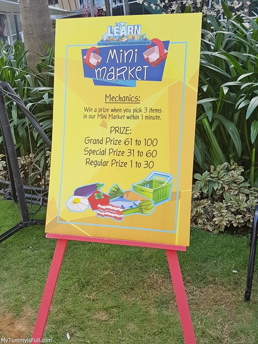 Robinsons Route to Wellness Mini Market Challenge