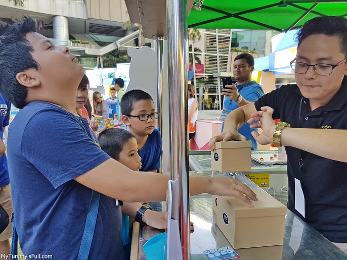 Route to Wellness CDO what's in the box challenge
