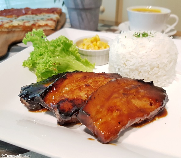 Casa Italia's Hickory Pork Belly