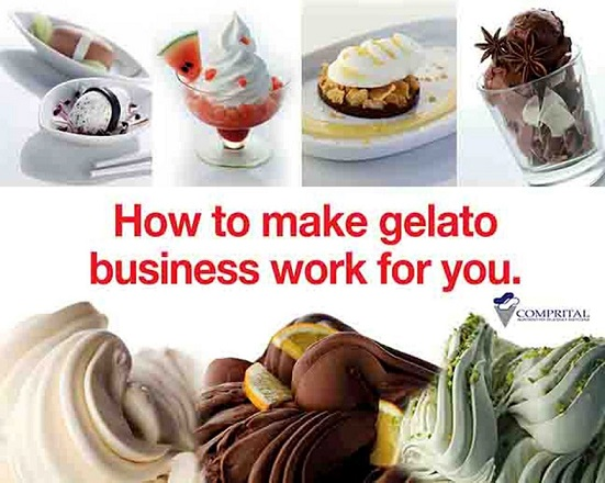 Things to Consider from Technolux on Putting up an Italian Gelateria