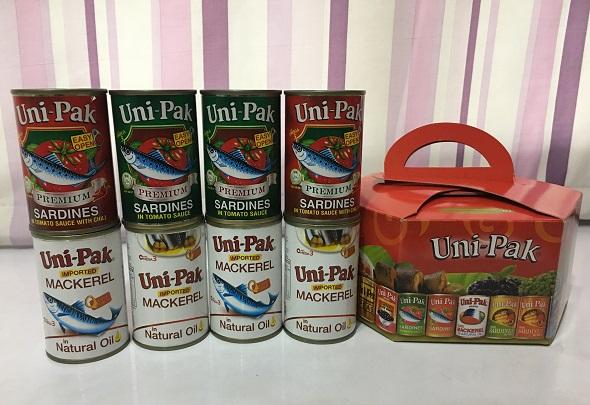 Uni-Pak Mackarel + Blog Giveaway #UniPakXMyTummyisFull