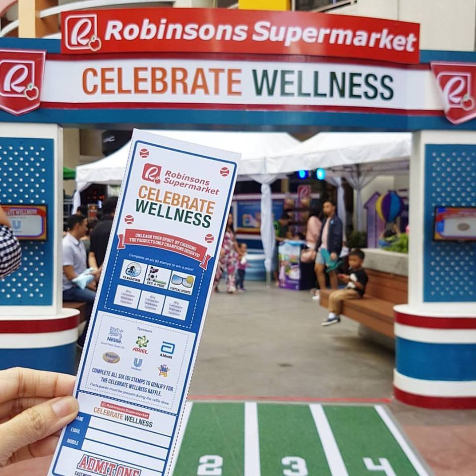 The 4th Leg of Robinsons Supermarket's Celebrate Wellness Kicks Off this August