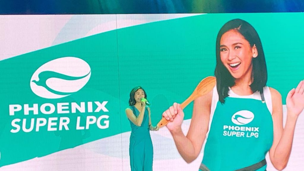 Sarah G for Phoenix Super LPG