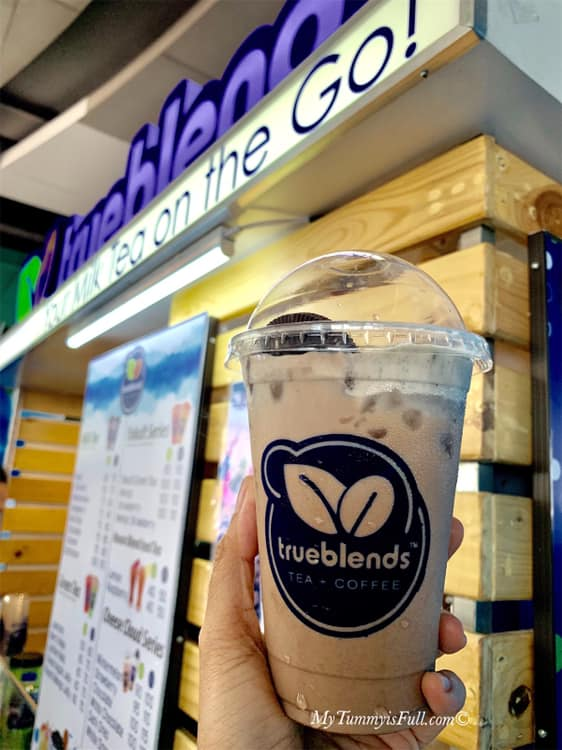 True Blends Launches its Milk Tea Stall at UV Express Terminal at The Block, SM North Edsa