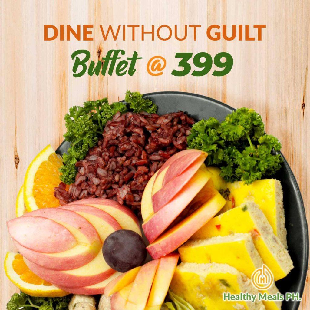 Healthy Meals PH buffet