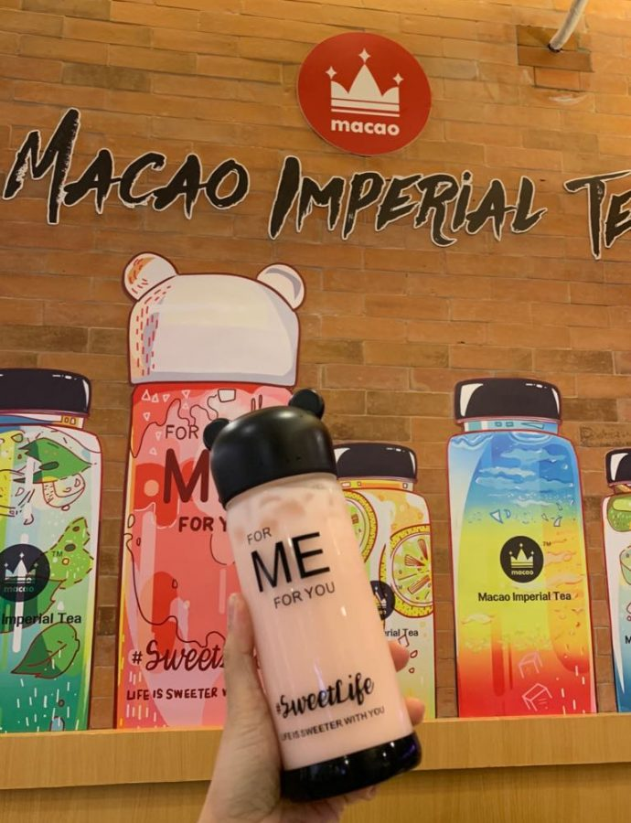 Macao Imperial Tea Opens in SM Cherry Antipolo