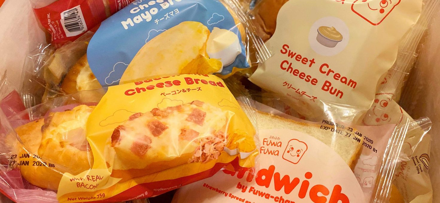 FUWA FUWA Deli Bread Series:  Your New Favorite Snack On-The-Go