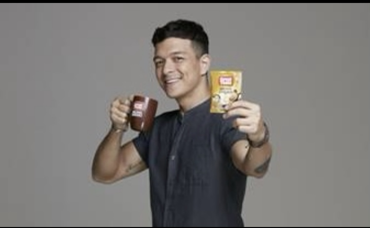 Great Taste family proudly welcomes Jericho Rosales to be the brand ambassador of their newest product, Great Taste Brown Barako