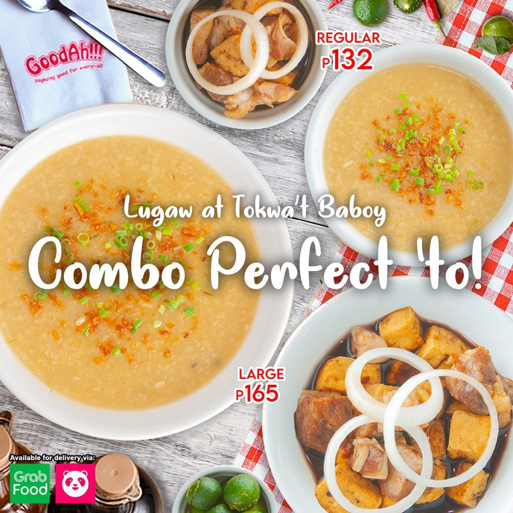 Craving for Pinoy Food? Tara, G with GoodAh!!!